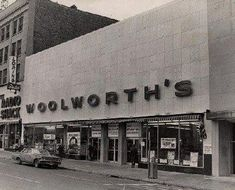 F W Woolworth store ~ Loved the luncheonette, they had the best sloppy joes. My Childhood Memories, Great Memories, School Memories, Cherished Memories, Photo Vintage, I Remember When, Ol Days, The Good Old Days, Back In The Day