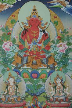 Buddhist Shrine, Amitabha Buddha, Princess Zelda, Statue, Paintings, Fictional Characters, Art, Art Background, Paint