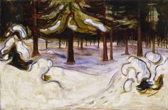 ART & ARTISTS: Edvard Munch – part 10