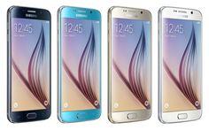 Samsung Galaxy S6 ve čtyřech atraktivních barvách za atraktivní cenu!