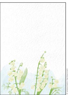 Carte Carte de 1er Mai personnalisable pour envoyer par La Poste, sur Merci-Facteur !