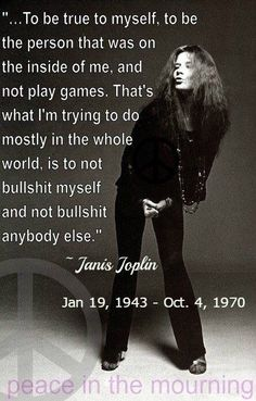 Janis Joplin Quotes Beauteous 14 Quotes That Will Make You Fall In Love With Janis Joplin  3
