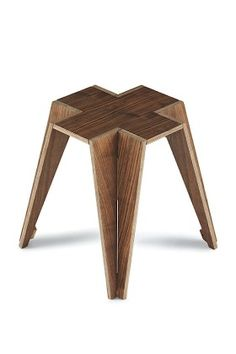 Cruz Stool by Brenda Vértiz - Repinned by ZC Woodwork