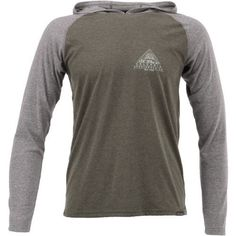 Columbia Sportswear Men's Trail Shaker Hoodie (Green/Grey, Size X Large) - Men's Outdoor Apparel, Men's Longsleeve Outdoor Tops at Academy Sports