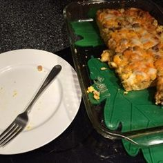 English Muffin Breakfast Strata - Allrecipes.com