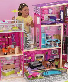 Another great find on #zulily! Uptown Dollhouse by KidKraft #zulilyfinds