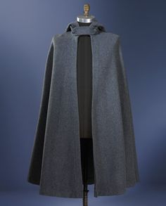 It's for men, but... I like it :) Wool police cape
