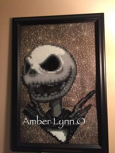 This is easily one of my top 5 designs that I've fallen in love with! He measures approximately 15 inches tall by 10.5 wide and he's framed in a 11x17 inch frame. The design is based off his ...