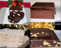 Recetas de turrón Mexican Food Recipes, Sweet Recipes, Hispanic Desserts, Deli Food, Pan Dulce, Xmas Food, Christmas Pudding, Recipes From Heaven, Desert Recipes