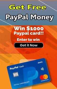 Get Money Now, Make Money Online, How To Make Money, Gift Cards Money, Get Gift Cards, Paypal Gift Card, Gift Card Giveaway, Netflix Gift Card Codes, Paypal Money Adder