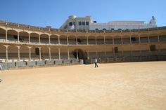 Second Oldest Bull Fighting Ring In The World: Ronda Spain