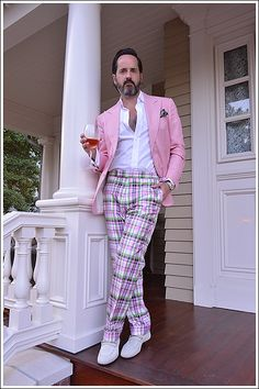 "James Andrew, Cape May - interior designer: ""What is James Wearing?"" - breezy, lifestyle men's fashion blog and commentary on the good life"