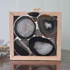 Agate Light Box No.1 ABJ Glassworks