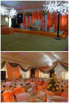 Nigerian wedding decor traditional and white wedding ideas nigerian wedding event decor by christines creatives nigeria limited christinescreatives visit our blog blogristinescreatives for junglespirit Image collections