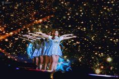"""""""© STATION   do not edit  """" Kpop Girl Groups, Korean Girl Groups, Kpop Girls, Kim Ye Won, Jung Eun Bi, Cloud Dancer, Summer Rain, G Friend, Computer Wallpaper"""
