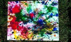 MHLP Balloon Painting
