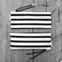 Handmade pencilcase. Finnish design. By Johanna Sandberg.
