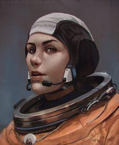 Astronaut - Thomas Wievegg