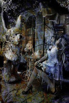 Alice's Wonderland?
