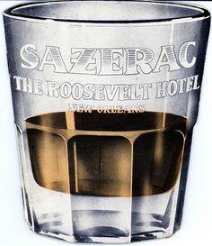 Gastronomista: Oui, chef, un Sazerac.  The legendary cocktail...