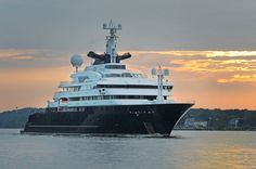 The Top 20 largest yachts ever built in Germany - World's Largest Yachts - SuperyachtTimes.com