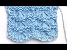 Baby Knitting Patterns, Knitting Stitches, Boho Shorts, Lace Shorts, Knitting Videos, Bargello, Felt Art, Throw Pillows, Blanket