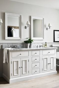 Create seductive accents in your home with our elegant and pared back wall lights Neptune Bathroom, Neptune Home, Master Bathroom, French Bathroom, Vanity Bathroom, Bathroom Furniture, Bad Inspiration, Bathroom Inspiration, Bathroom Ideas