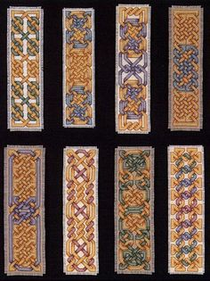 Teresa Wentzler - Knotwork Bookmarks I