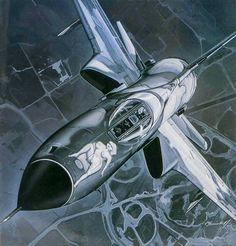 F-105 Thunderchief (Masao Satake)