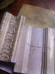 Antoinette Chalk Paint and French Gilding Wax in King Gold