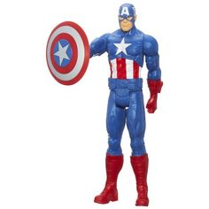 Avengers Titan Hero Captain America 12 Action Figure -- Continue to the product at the image link.