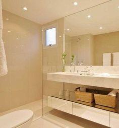 banheiro pequeno decoração