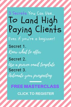 I'm holding a masterclass, will you join us? Commercial, Email Templates, Interior Design Companies, Babysitting, Selling Online, Master Class, Business Marketing, School Ideas, Mental Health