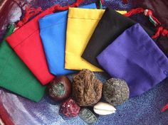 Empty Mojo Bag-Hand Made for Your Spiritual Creations