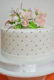 Nina by Lady: Tecnica capitone (decoracion de tortas)