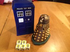 Win YAHTZEE: Doctor Who 50th Anniversary Edition (Ends 1/22/14) EXTERMINATE! EXTERMINATEEEEEEEEEEEEEEEEEEEEEEE!