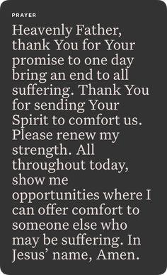 Prayers For My Sister, Good Prayers, Prayers For Healing, Bible Prayers, Prayer Verses, Faith Prayer, Prayer Times, Scripture Verses, Scriptures