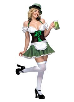 Female Lucky Charm Costume
