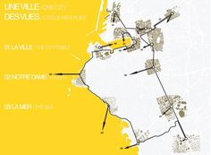yellow and white poster, master plan