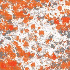 Spoonflower.com (Orange & Grey Grunge)
