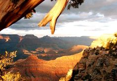 Kaibab Trail, Grand Canyon, in Arizona is one of the best hikes in the world.