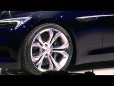 Buick Avista Concept Pre-NAIAS Debut - YouTube