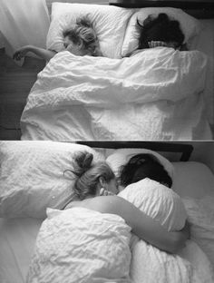 waking up next to the one you love.