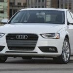 Audi A4  is the latest  sedan has a starting price of $ 33,395, including destination charge of $ 895. Besides an increase of $ 20 on arrival and handling for the model  year, the A4 has the same MRP as a 2012 model. This compares favourably with the BMW