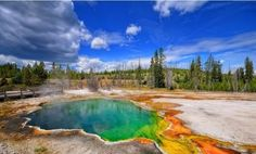 Yellowstone National Park Tours - Best Deals on National Park Tours and Vacation Packages - TakeTours