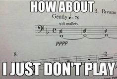 Musical humor :P Band Nerd, Memes Humor, Funny Quotes, Funny Memes, Hilarious, Film Quotes, Music Jokes, Funny Music, Music Music