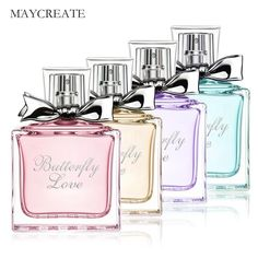 Butterfly Love 50ml Perfume for Women   Parfum Long Lasting Fragrance Body  Spray Women Brands, 11ff6a7b32