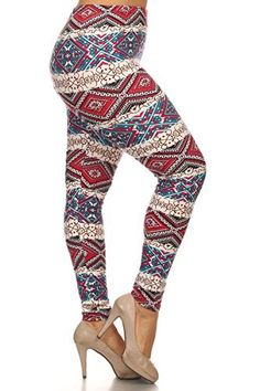 Leggings Depot New Womens Popular BEST Printed Plus Size Fashion Leggings Paneled Tapestry >>> Learn more by visiting the image link.