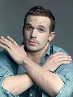 Cam Gigandet For GAP China S/S 2014 Campaign