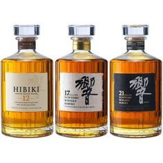 Suntory Hibiki Whisky - the BEST whiskey i've ever tasted!!